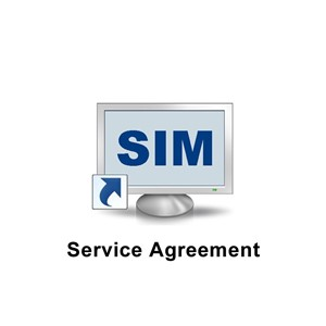 50153-EMIT SIM SERVICE AGREEMENT, 1 YEAR