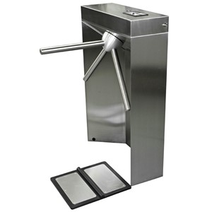 50775-TURNSTILE WITH COMBO TESTER X3, 220VAC