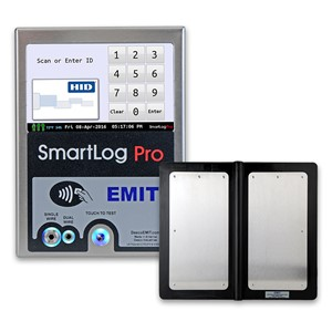50780-SMARTLOG PRO, WITH PROXIMITY AND BARCODE READERS